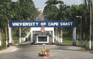 File photo of UCC entrance