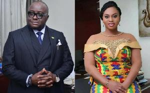 Michael Aaron Oquaye Jr and Sarah Adwoa Safo