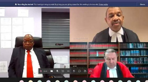 Jacob Zuma trial: How former South Africa president attend im virtual corruption trial from jail