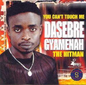 Daasebre Gyamenah