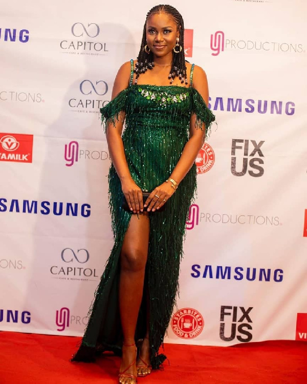 Yvonne Nelson hits big with 'Fix Us' Friday opening