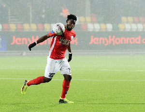 Ghana midfielder, Ibrahim Moro