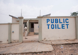 Out of the 49 per cent of houses, 6 per cent reported that toilet facilities were not functioning