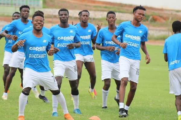 We will have to be at our best against Hearts of Oak - Inter Allies defender Fard Ibrahim