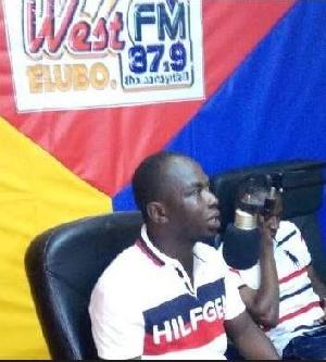 Gideon Koniba Jomoro Ndc Chairman