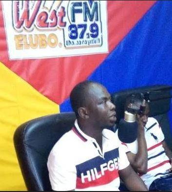 Jomoro NDC Constituency Chairman, Gideon Koniba