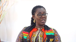 Ursula Owusu-Ekuful, Minister for Communications