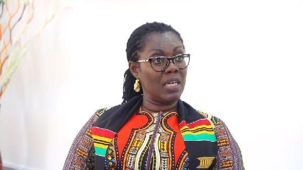 2020 Elections: Ursula Owusu Ekuful ready to retain seat?