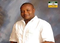 Flagbearer of the APC, Dr. Hassan Ayariga