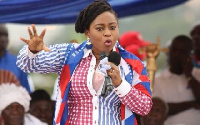 MP for Dome-Kwabenya Constituency, Sarah Adwoa Safo