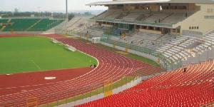 The Baba Yara Sports Stadium in Kumasi
