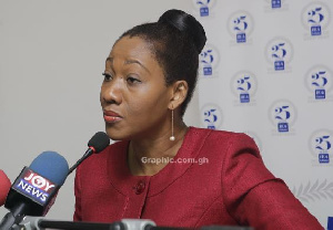 Electoral Commission Chairperson, Jean Mensa