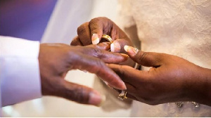 About 3,666 cedis was generated from the registration of 39 marriages