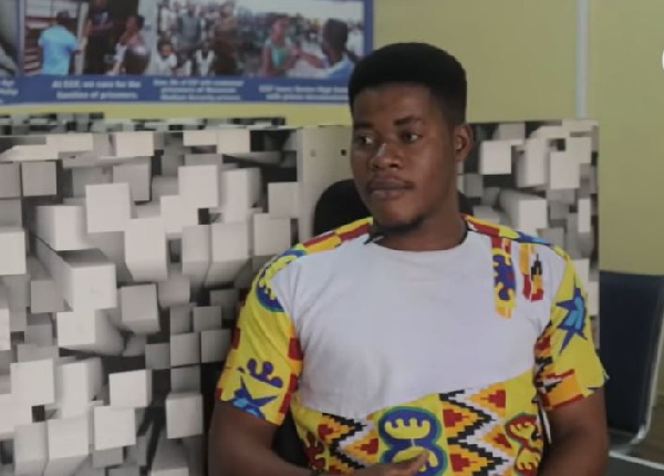 Ghanaian journalist opens up on how his gay partner infected him with HIV/AIDS