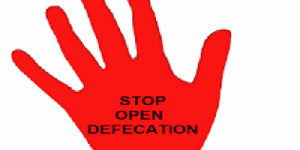 The fight against open defecation