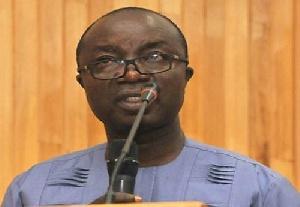 Kumasi Mayor, Osei Assibey Antwi