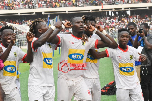 Hearts of Oak 1-2 Asante Kotoko- Four things we learned from the Super Clash
