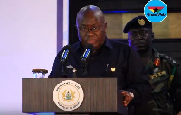 President Nana Addo Dankwa Akufo-Addo is accused of not delivering on his campaign promises