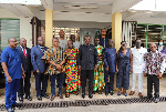 11-member Forestry Commission board inaugurated