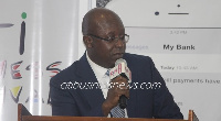 CEO of Ghana Interbank Payment and Settlement Systems Limited, Archie Hesse