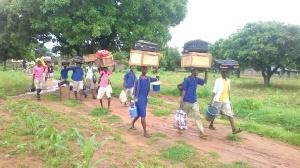 Sagnarigu Shs Students