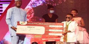 Akwadaa Nyame emerged the winner of TV3's Talented Kidz XII