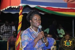Chief Executive of NBSSI, Kosi Yankey-Ayeh