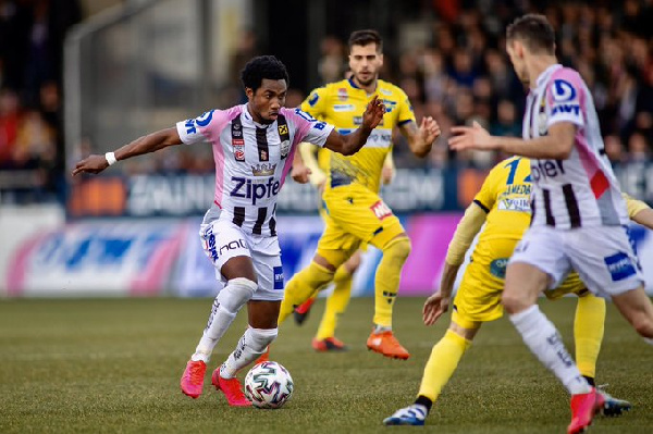 'It's a dream tie' — Samuel Tetteh excited after LASK Linz draw Manchester United in Europa League