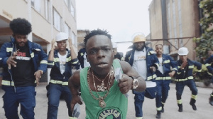Shatta Bandle was featured in 'Audio Money' music video