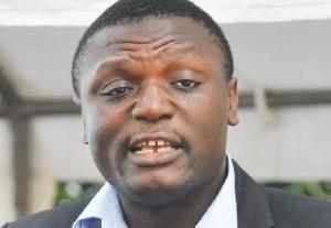 MP-elect for Buem Constituency, Kofi Adams