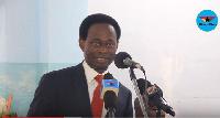 Chairman of the Church of Pentecost, Apostle Professor Opoku Onyinah
