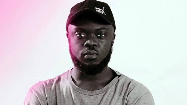 Comedian Kwadwo Sheldon
