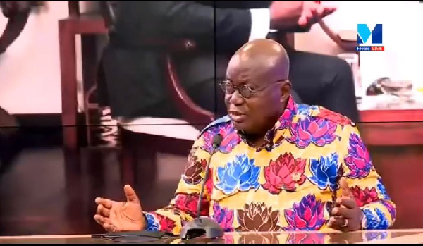 Growth of agric sector one of my successes – Akufo-Addo