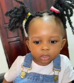 Strongman shares video of his year and half old daughter exhibiting brilliance