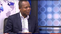 David Agbe, Executive Secretary of GIGS