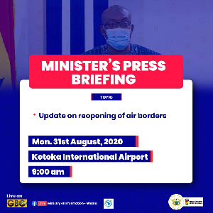 The press conference will be hosted by the Ministry of Information at KIA