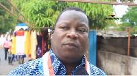 Philip Addison, NPP parliamentary candidate for Klottey Korle