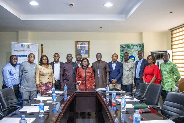 Sanitation Ministry revives Ghana Committee for UNESCO IHP