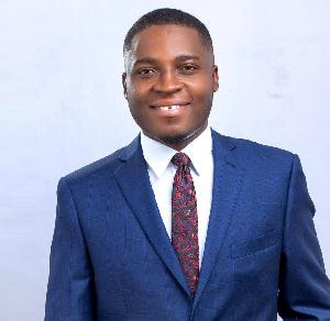 Edem Agbana, Deputy National Youth Organizer, NDC