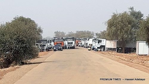 Border closures drop international trade revenue by 42%, according to the Bank of Ghana