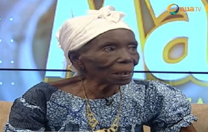 The 198-year-old woman has made some revelations about Kwame Nkrumah