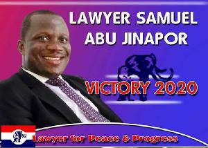 Abu Jinapor 2020 Poster