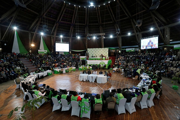 Kenya's Supreme Court annulled the entire results