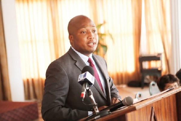 File photo of Samuel Okudzeto Ablakwa