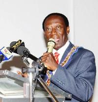 Mr James Ohemeng Kyei, President of PSGH