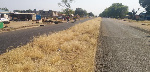 Some deplorable road sections in Navrongo fixed