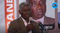 Former National Security Advisor Brigadier (rtd) Joseph Nunoo-Mensah