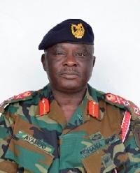 Major General William Azu Ayamdo,Chief of Army Staff