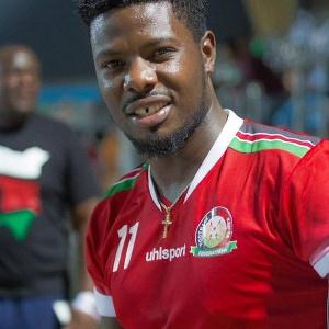 Kotoko are reportedly interested in Allan Wanga
