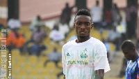 Elmina Sharks striker, Felix Addo